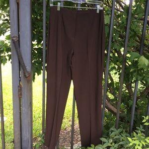 Coldwater Creek brown dress pants